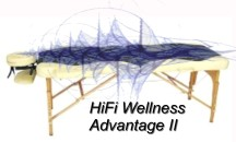 hifi wellness advantageii wave